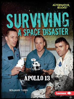 cover image of Surviving a Space Disaster
