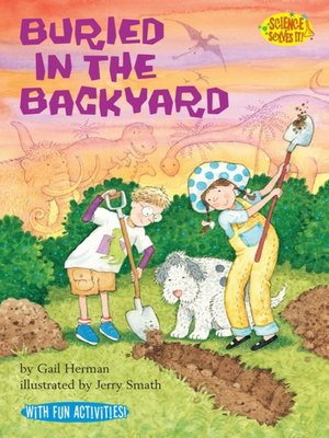 cover image of Buried in the Backyard