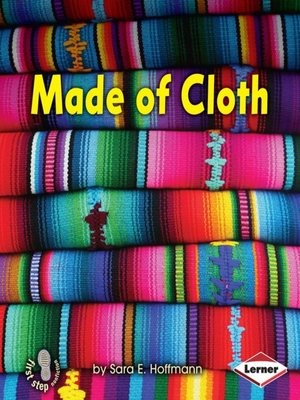 cover image of Made of Cloth