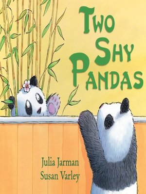 cover image of Two Shy Pandas