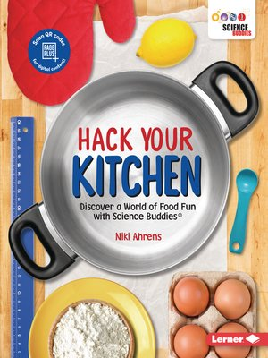cover image of Hack Your Kitchen