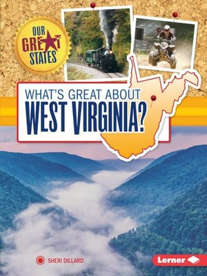 cover image of What's Great about West Virginia?
