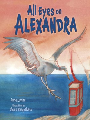 cover image of All Eyes on Alexandra