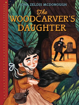 cover image of The Woodcarver's Daughter