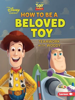 cover image of How to Be a Beloved Toy