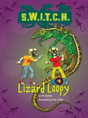 cover image of Lizard Loopy