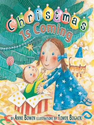 cover image of Christmas Is Coming