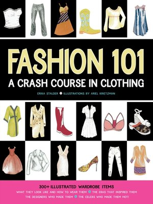 cover image of Fashion 101