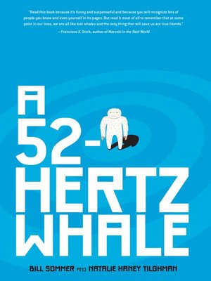 cover image of A 52-Hertz Whale