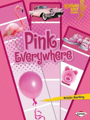 cover image of Pink Everywhere