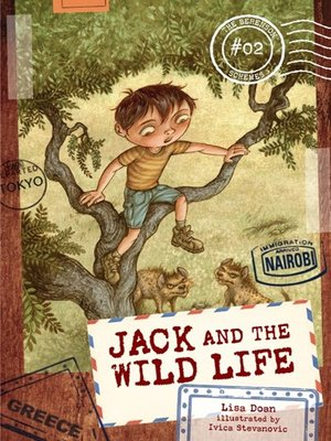 cover image of Jack and the Wild Life