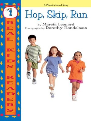 cover image of Hop, Skip, Run