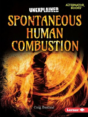 cover image of Spontaneous Human Combustion