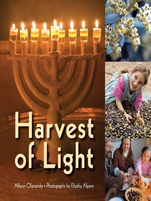 cover image of Harvest of Light