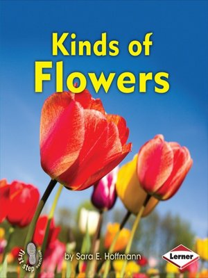 cover image of Kinds of Flowers