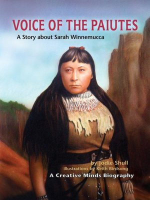 cover image of Voice of the Paiutes