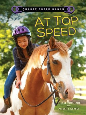 cover image of At Top Speed