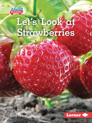 cover image of Let's Look at Strawberries