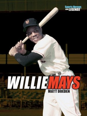 cover image of Willie Mays