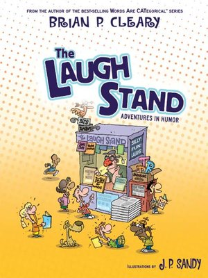 cover image of The Laugh Stand