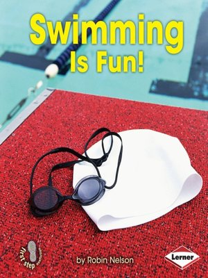 cover image of Swimming Is Fun!