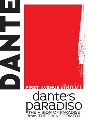cover image of Dante's Paradiso