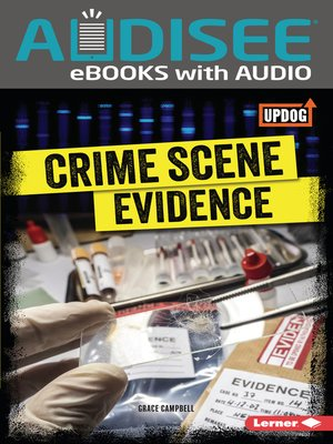 cover image of Crime Scene Evidence