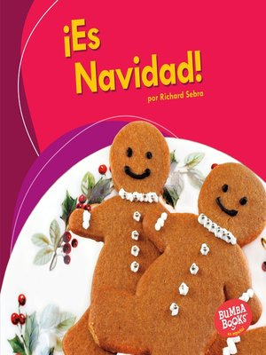 cover image of ¡Es Navidad! (It's Christmas!)