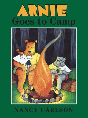 cover image of Arnie Goes to Camp