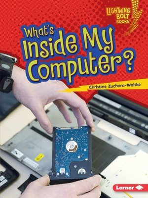 cover image of What's Inside My Computer?