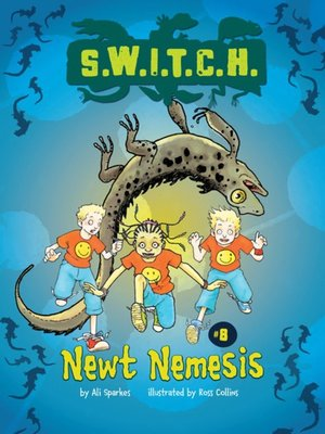 cover image of Newt Nemesis