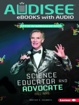 cover image of Science Educator and Advocate Bill Nye