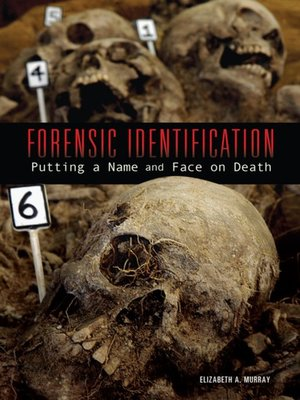 cover image of Forensic Identification