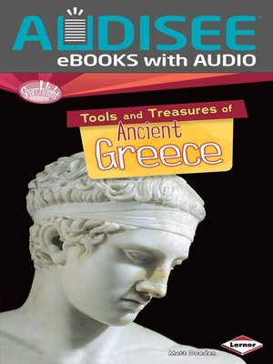 cover image of Tools and Treasures of Ancient Greece