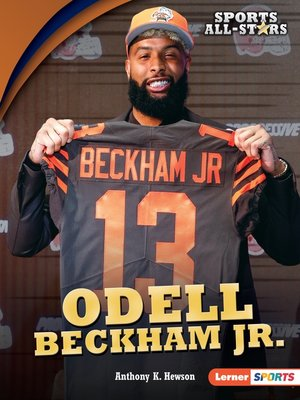 cover image of Odell Beckham Jr.