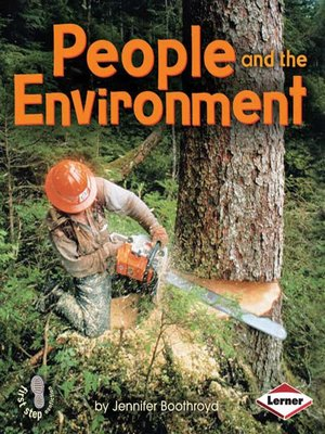 cover image of People and the Environment