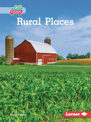 cover image of Rural Places