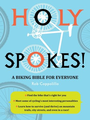 cover image of Holy Spokes!
