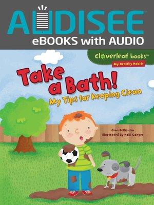 cover image of Take a Bath!