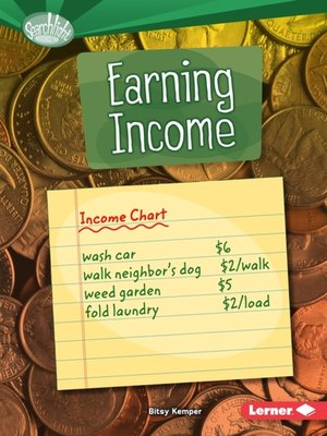cover image of Earning Income