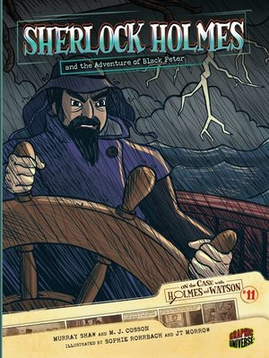 cover image of Sherlock Holmes and the Adventure of Black Peter