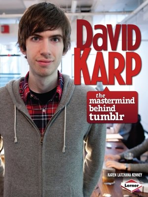 cover image of David Karp