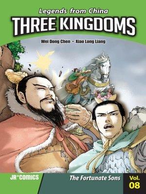 cover image of Three Kingdoms, Volume 8