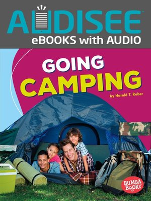 cover image of Going Camping