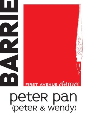 cover image of Peter Pan (Peter and Wendy)