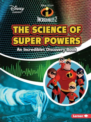cover image of The Science of Super Powers