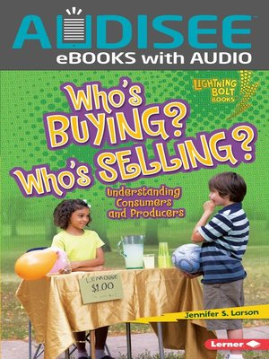 cover image of Who's Buying? Who's Selling?