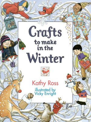 cover image of Crafts to Make in the Winter