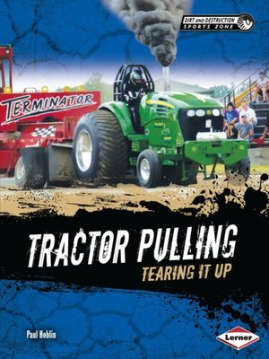 cover image of Tractor Pulling
