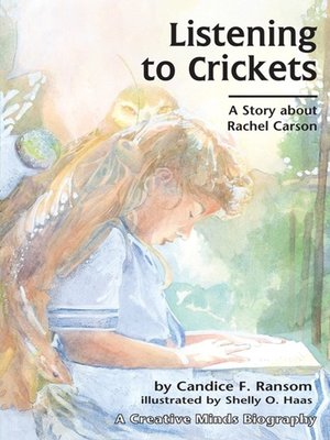 cover image of Listening to Crickets